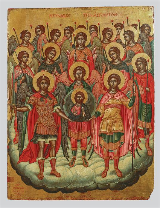 The Assembly of the Archangels