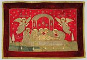 Gold embroidered Epitaphios