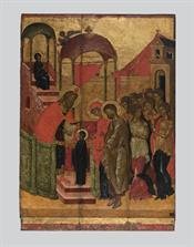 The Entry of the Virgin into the Temple
