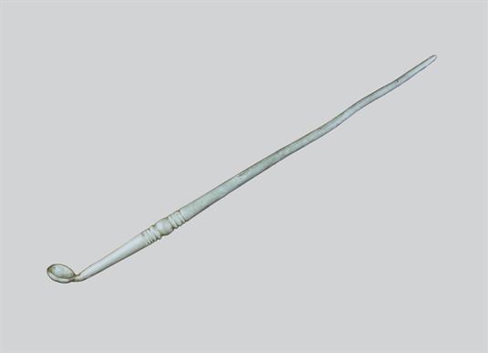Ασημένιο κοχλιάριο (κουταλάκι)