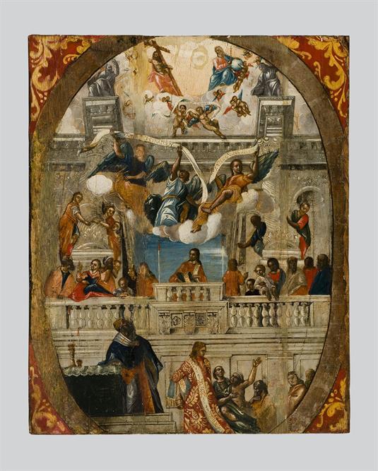 Η λειτουργία του Αγίου Σπυρίδωνα