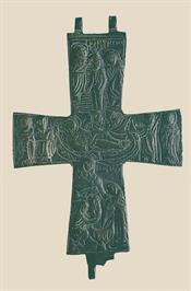 Επιστήθιος σταυρός-λειψανοθήκη