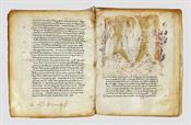 Manuscript (Gospel) fragment